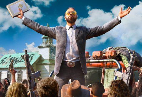 ПРОЙДЕНО: Far Cry 5