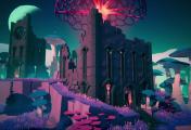 Heart Machine демонстрирует свой новый проект Solar Ash Kingdom