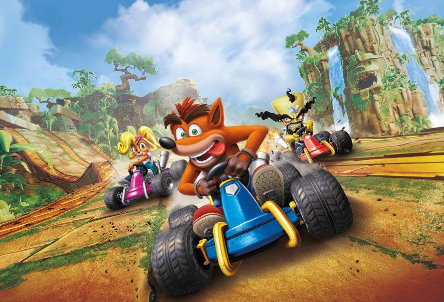 Crash Team Racing: В игре появится возможность кастомизировать персонажей