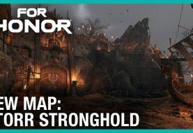 В For Honor завезут новую карту Storr Stronghold