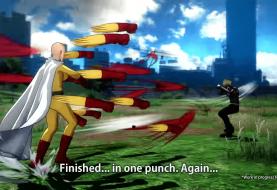 One Punch Man: A Hero Nobody Known уникальный файтинг с интересной боевкой