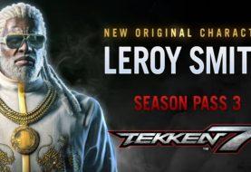 Был анонсирован третий сезон в Tekken 7 с игровыми персонажами Зафиной и Лерой Смитом