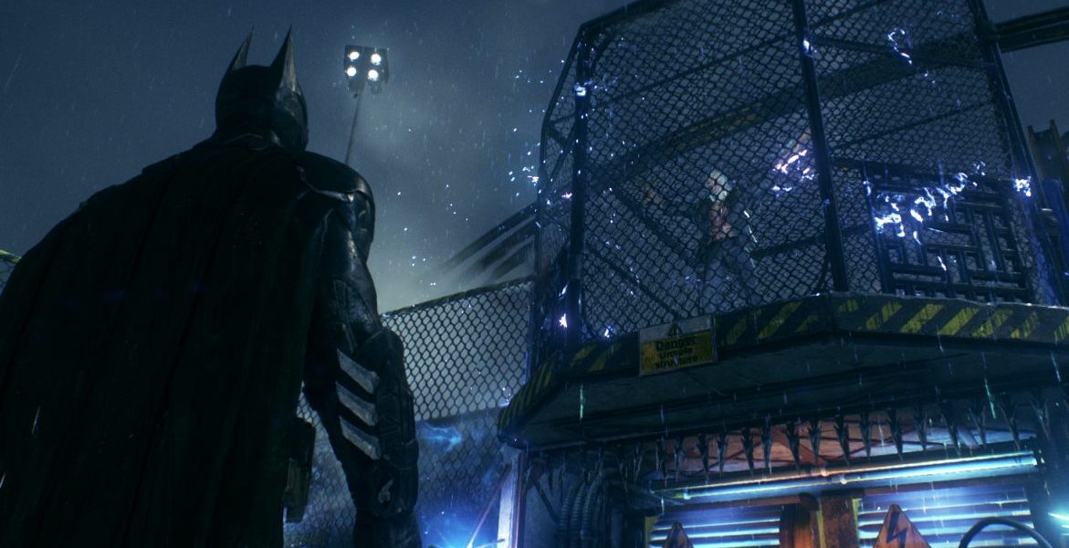 Batman: Arkham Knight - Диско-элекродед