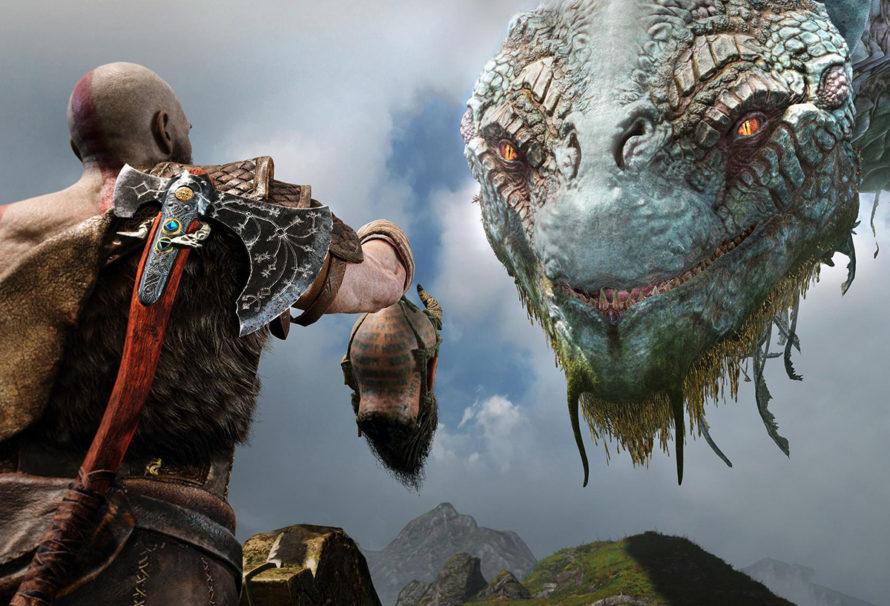 В новой God of War будет четыре уровня сложности