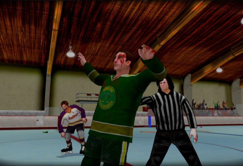 ПРОЙДЕНО: Old Time Hockey известный также, как Bush Hockey League