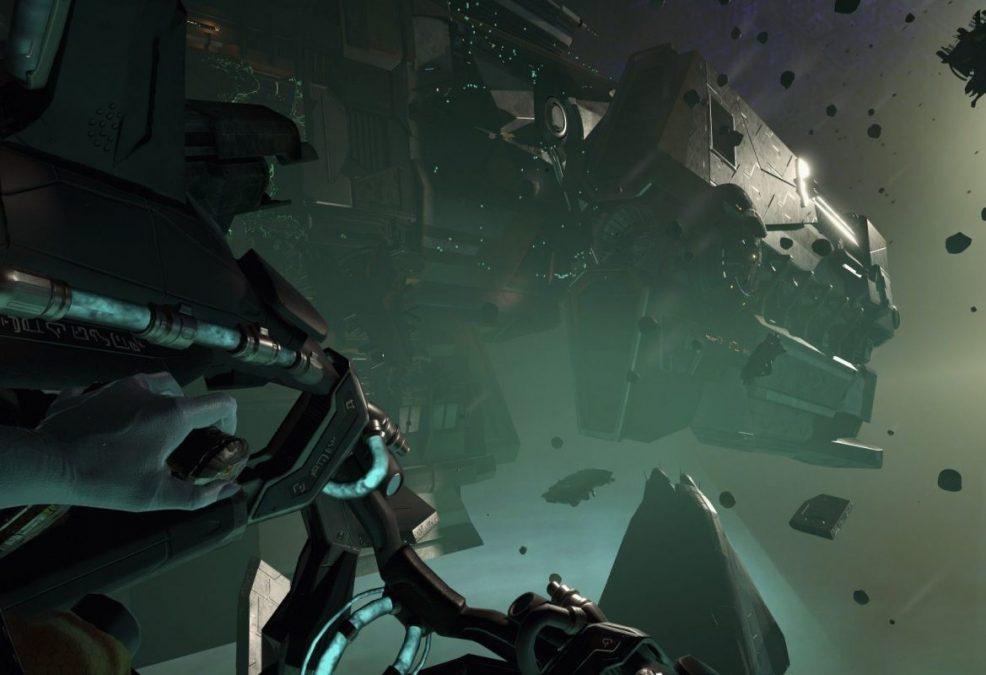 ПРОЙДЕНО: PlayStation VR Worlds