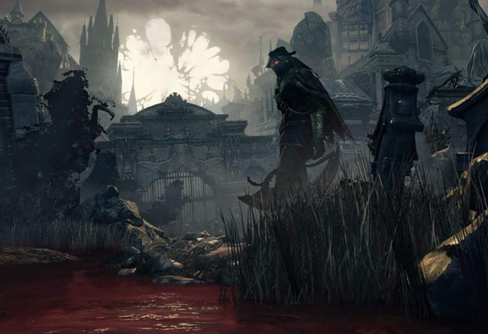ПРОЙДЕНО: Bloodborne