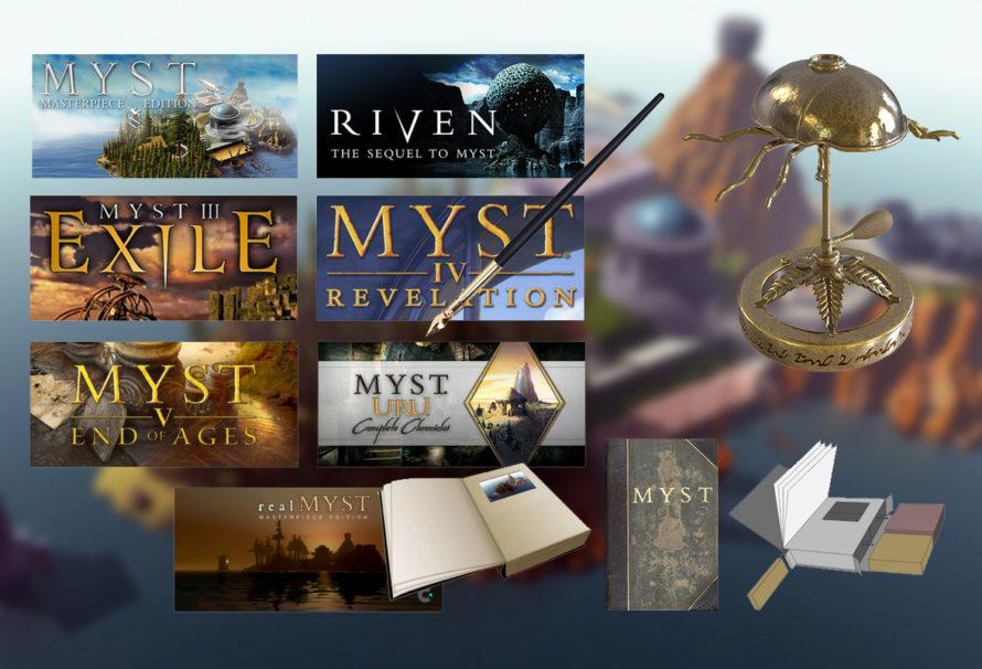 Авторы Myst запустили Kikstarter-кампанию
