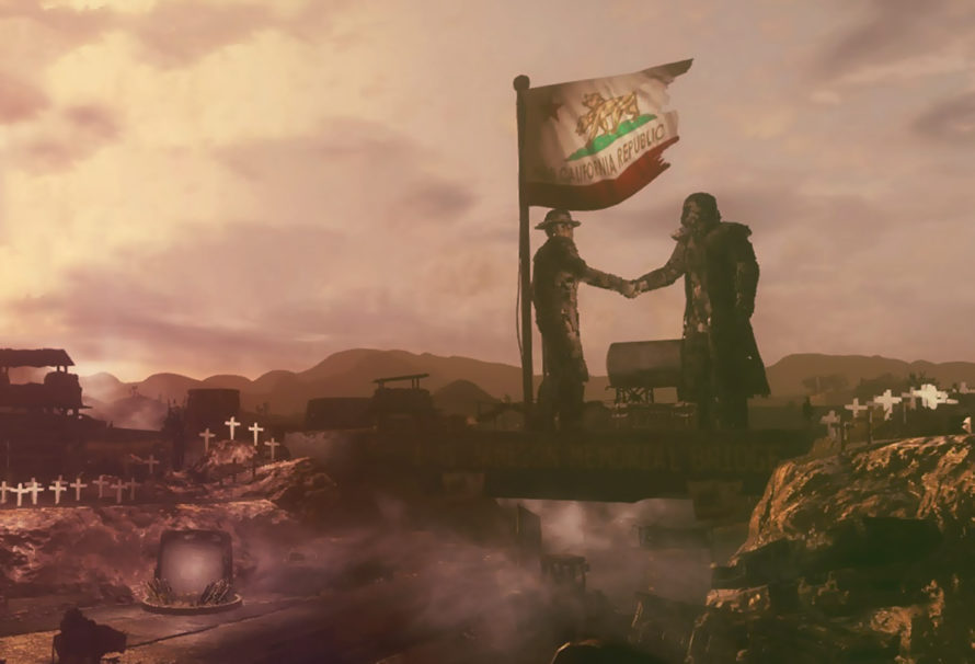 Началось бета-тестирование любительского приквела Fallout: New Vegas