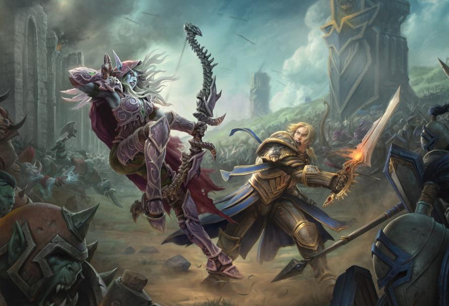 Новое дополнение World of Warcraft выйдет 14 августа