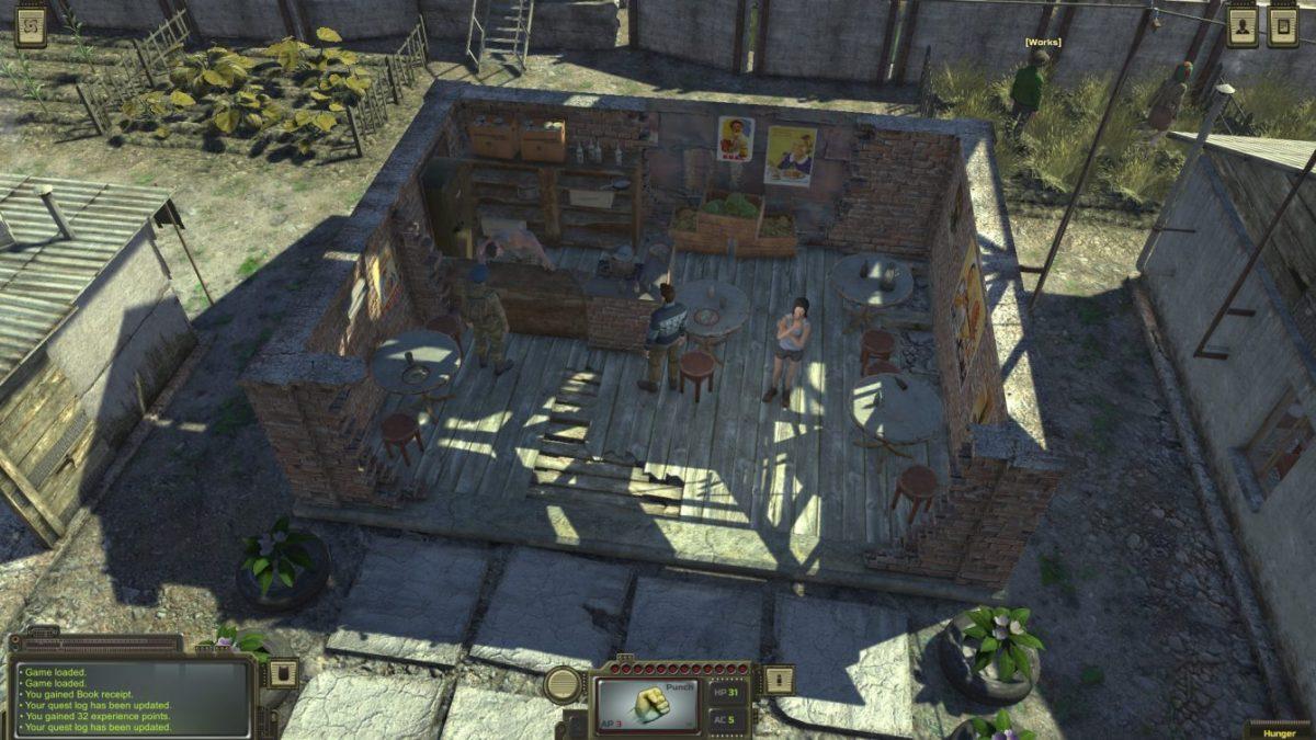 Обзор ATOM RPG: Мир Fallout в Советском Союзе