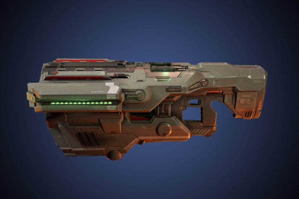 ТОП-5: Лучшее оружие в играх