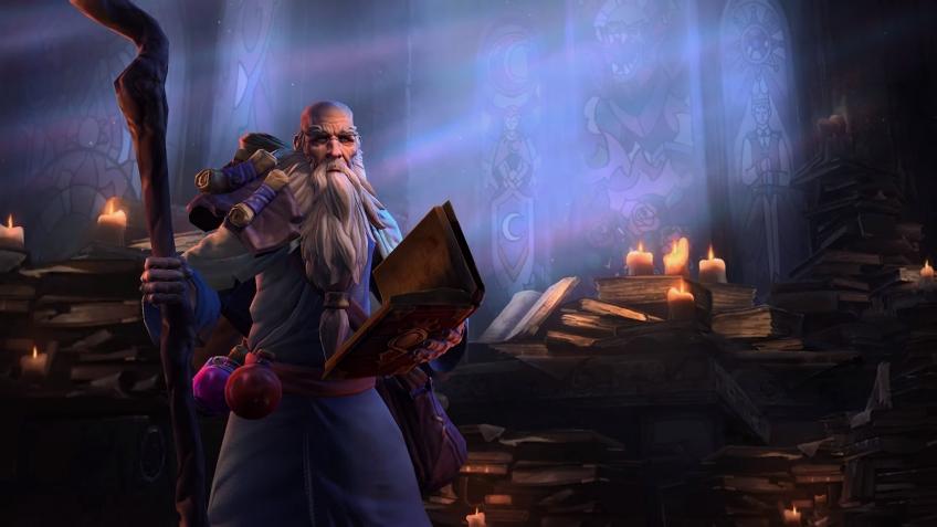 Декард Каин из Diablo появится в Heroes of the Storm