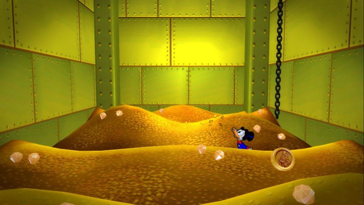 DuckTales Remastered: Люблю золото только во взаимоотношениях