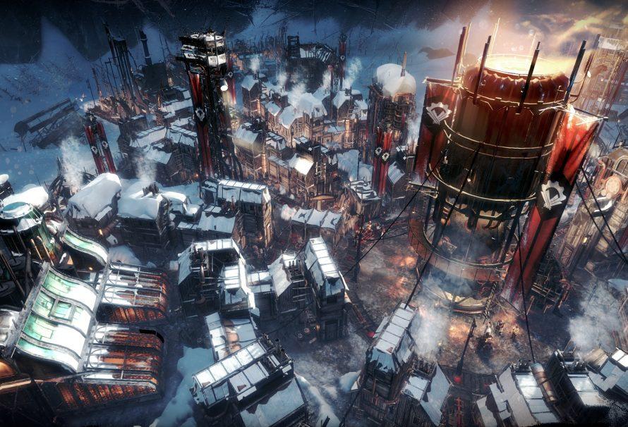 Frostpunk уже доступна для пользователей Steam