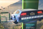 В GTA Online появятся гонки на летающих автомобилях