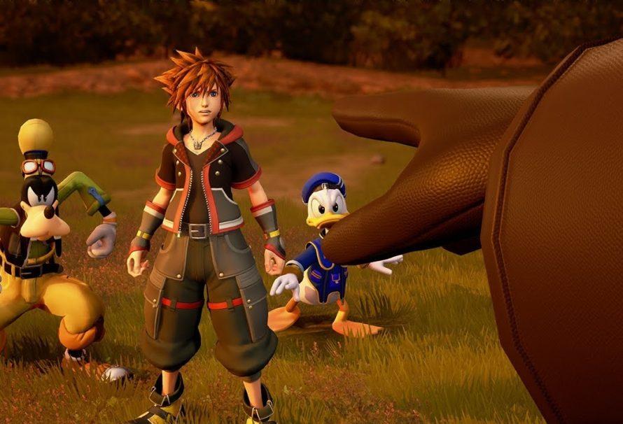 Kingdom Hearts III получит 20 мини-игр