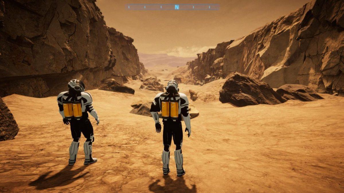 Обзор Mars Taken: Отличная идея на фоне пустого функционала