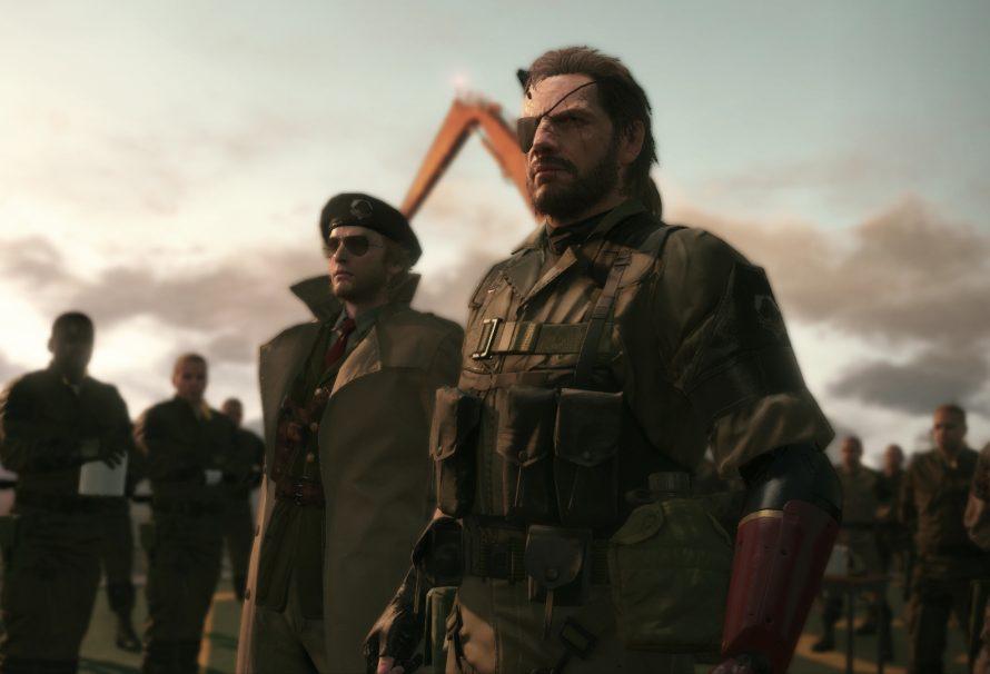 Metal Gear Solid V и Vanquish бесплатно раздадут по подписке Xbox Live Gold в мае