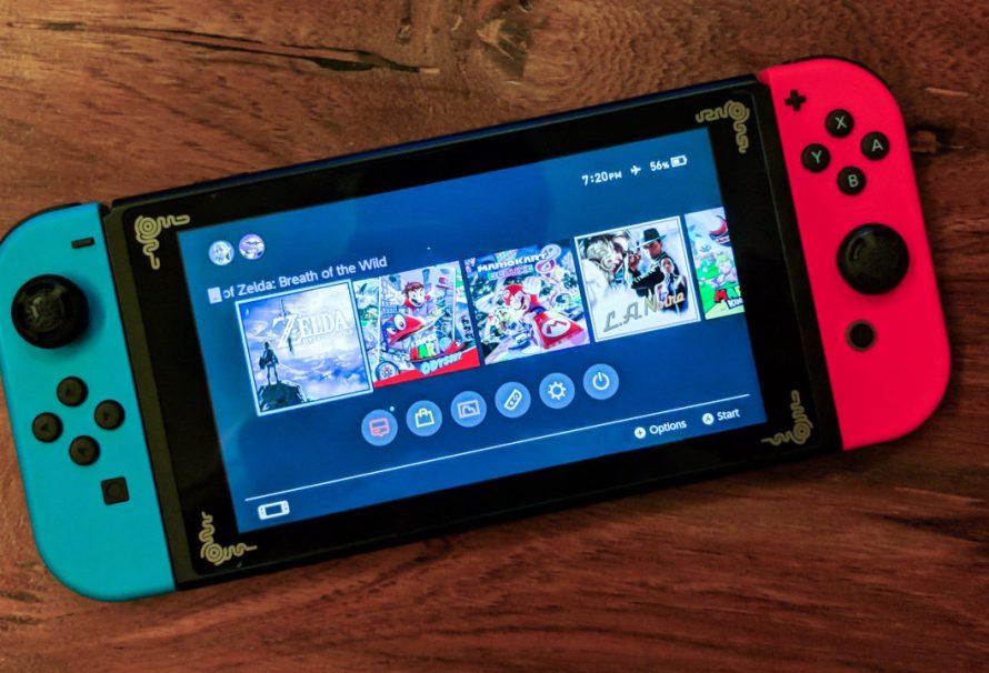 Продажи Nintendo Switch приближаются к 18 млн консолей