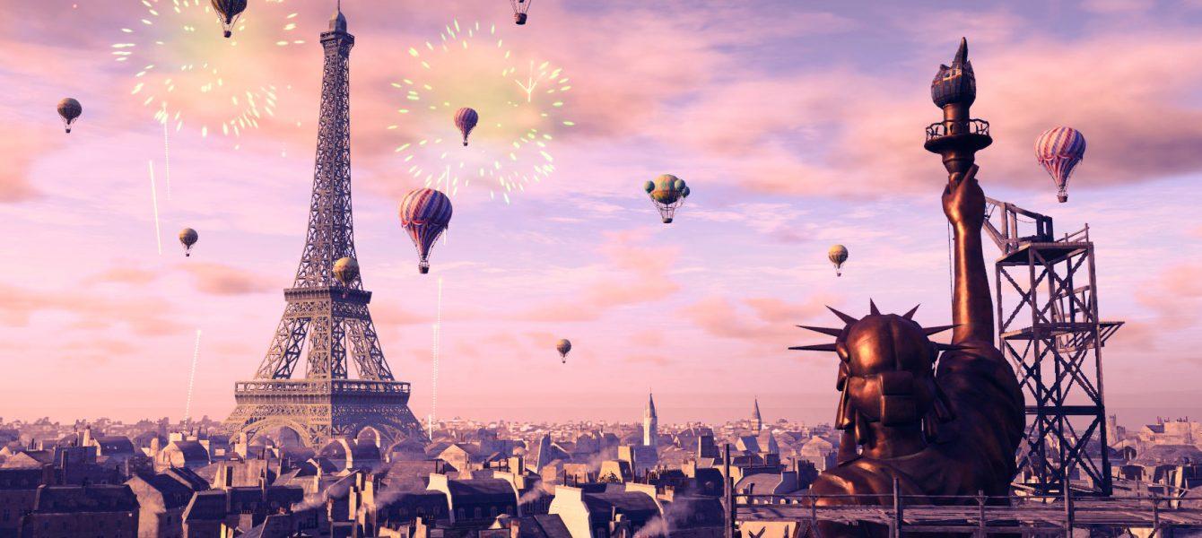 Assassin's Creed Unity: Париж, я люблю тебя