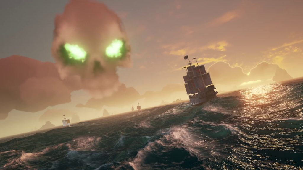 Йо-хо-хо и Sea of Thieves!
