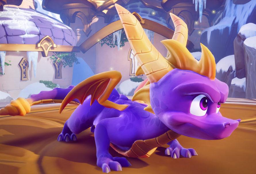 Spyro Reignited Trilogy ожидается на консолях в сентябре 2018