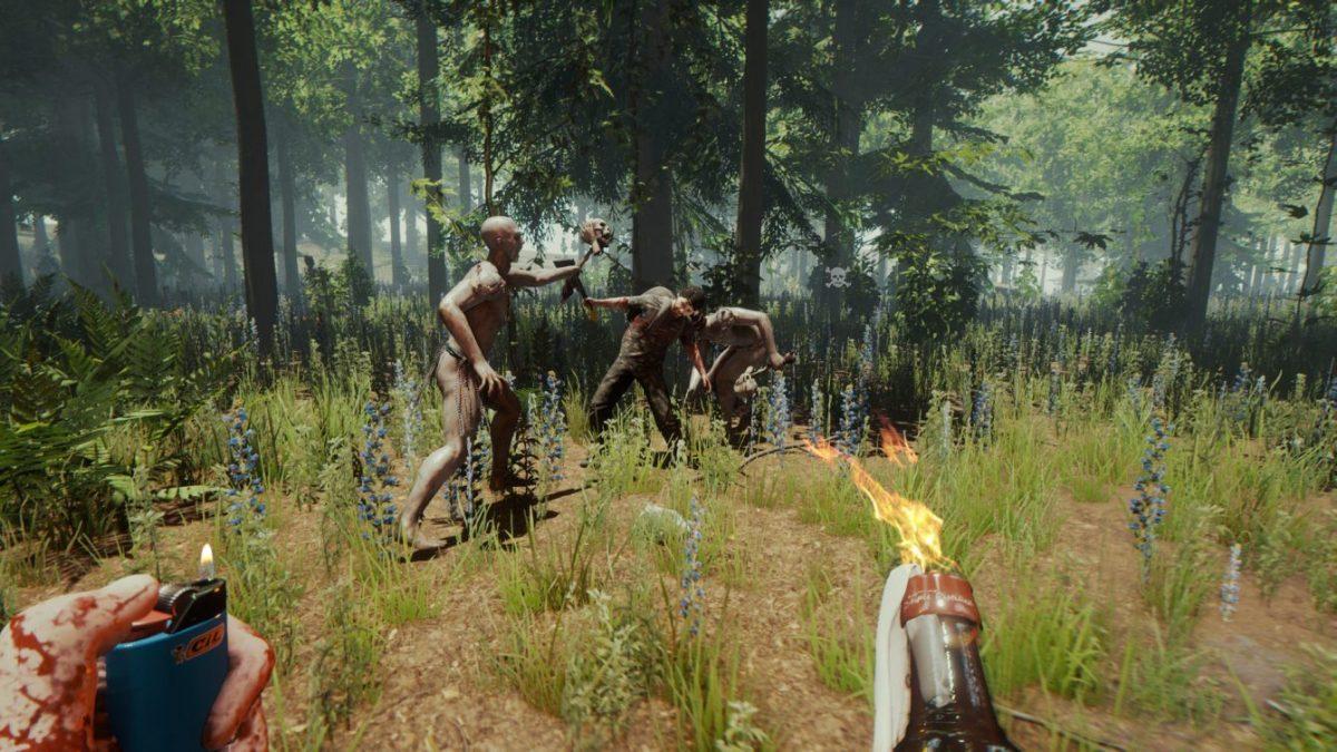 Обзор The Forest: Дядя разработчик, а мне не страшно!