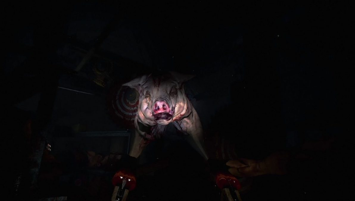 ПРОЙДЕНО: Until Dawn: Rush of Blood