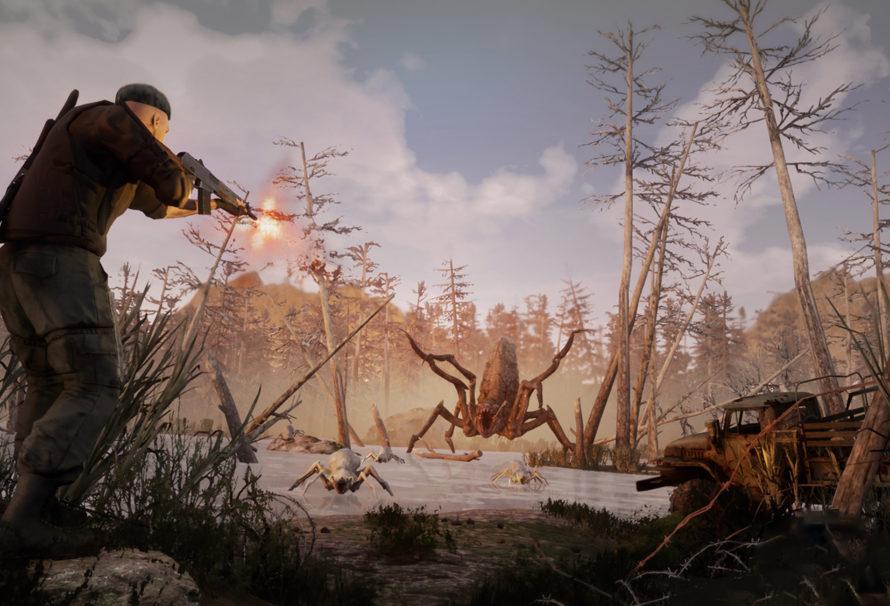 Survival-шутер Will To Live Online появился в Steam