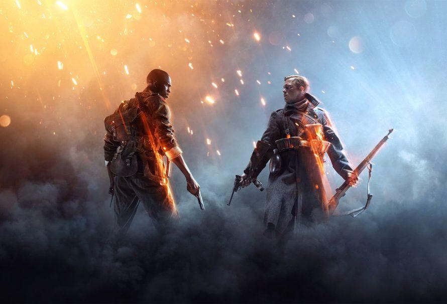 EA показала односекундный тизер Battlefield V