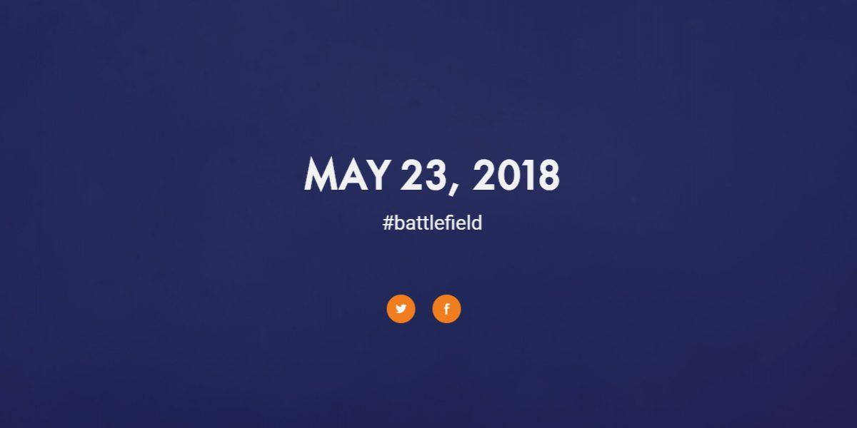 Геймеры обнаружили дату анонса Battlefield V в пасхалке в первой части