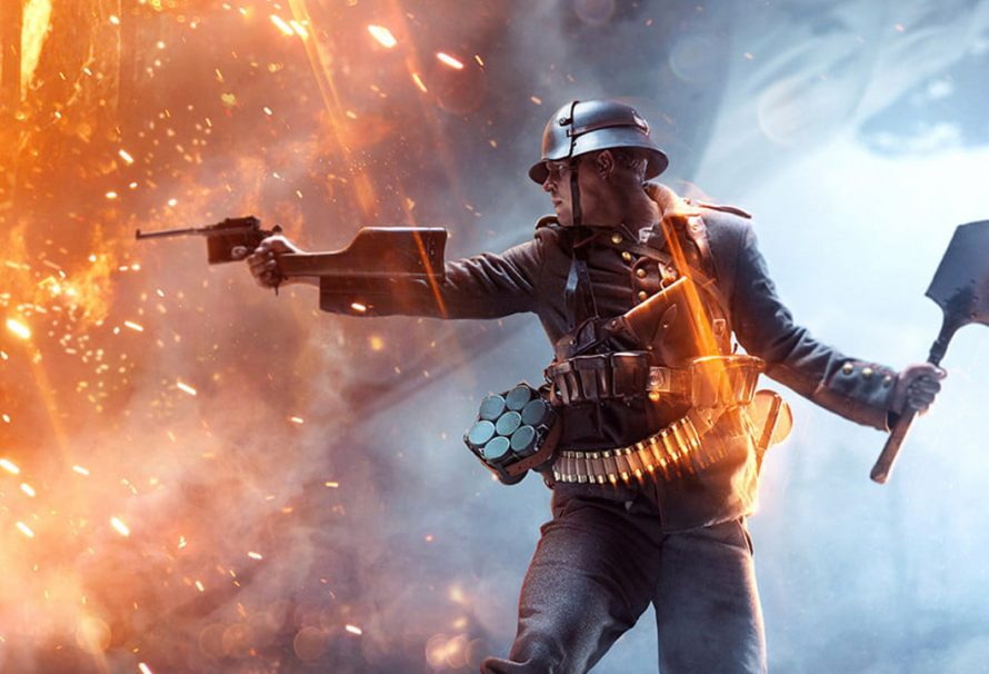 EA официально подтвердила анонс Battlefield V 23 мая