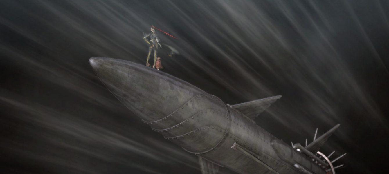 Bayonetta: Вперед к звездам