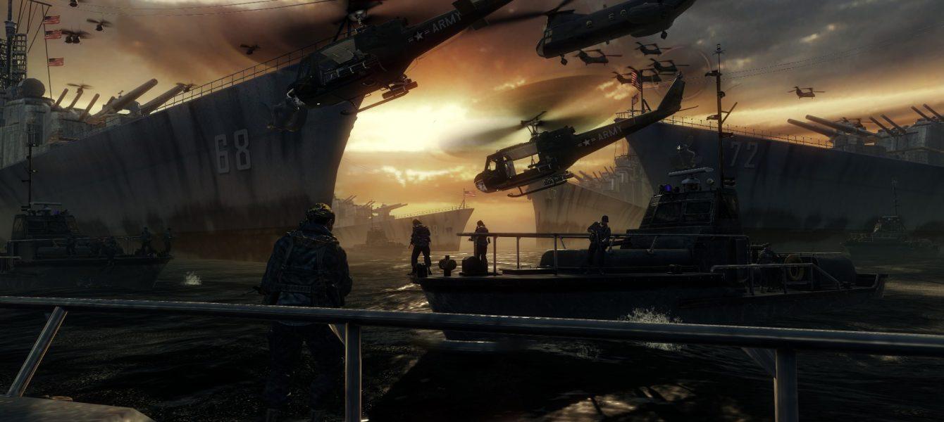 Call of Duty: Black Ops • Майкл, бей!