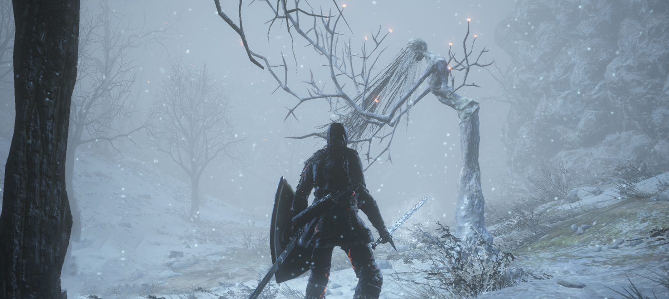 Dark Souls 3: Морозная дева