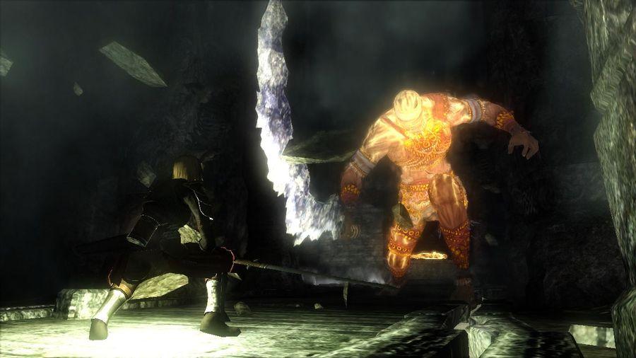 ПРОЙДЕНО: Demon's Souls