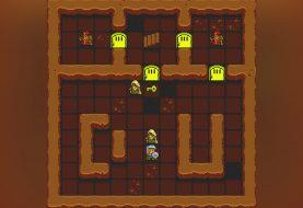 DungeonUp: Хотел стать лучшим героем, стал великим шахматистом