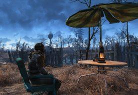 Fallout 4: Какое небо голубое