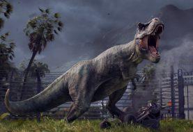 Jurassic World Evolution • Первые 20 минут геймплея