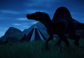 Jurassic World Evolution • Локация Isla Pena