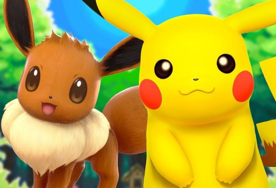 Анонсированы новые игры Pokémon для Nintendo Switch