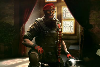 Tom Clancy's Rainbow Six Siege • Maestro, новый оперативник