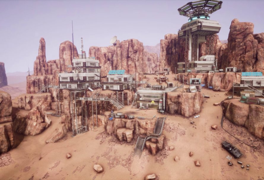 Memories of Mars появится в раннем доступе Steam 5 июня