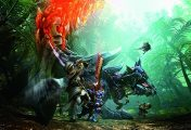 Monster Hunter выйдет на Nintendo Switch