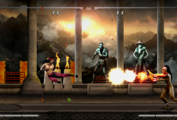 Mortal Kombat: Defenders of the Earth v 3.3