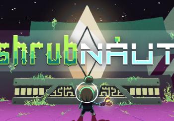 SHRUBNAUT: Пиксельные космические сады