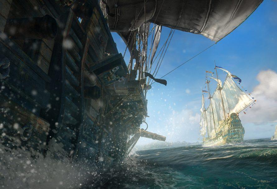 Релиз пиратского экшена Skull and Bones перенесен на следующий год