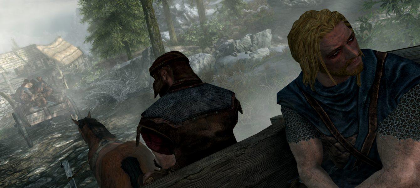 The Elder Scrolls V: Skyrim • Путь начинается