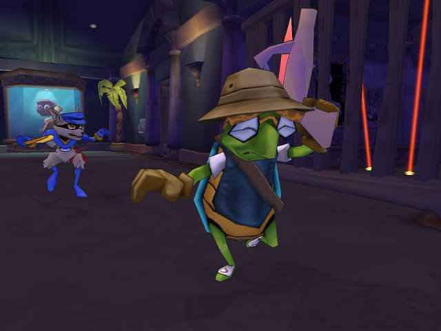 ПРОЙДЕНО: Sly 2: Band of Thieves